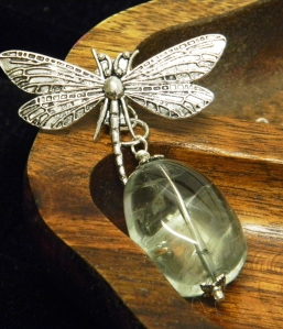 Green Amethyst DRagonfly