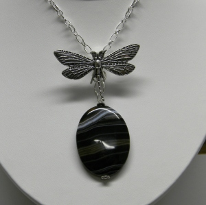 Sardonyx Dragonfly